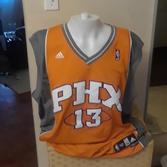 newest c329e 7fad0 Phoenix Suns Jersey Nash # 13